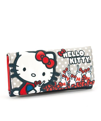 Hello Kitty Bottles & Bows Wallet