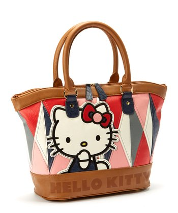 Hello Kitty Geo Tote