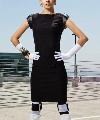 Black On-the-Go-Go Dress