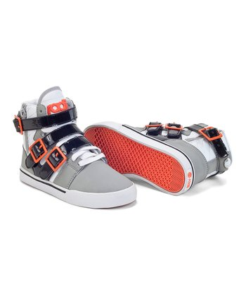Infrared Straight Jacket Hi-Top Sneaker