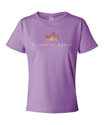 Lavender 'Downton Abbey' Tee - Women & Plus