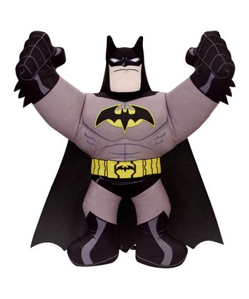 Batman Talking Hero Buddy Plush Toy