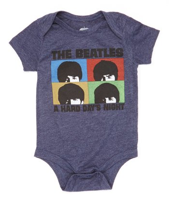 'Hard Day's Night' Bodysuit - Infant