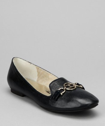 Black Katrina 2 Loafer Flat