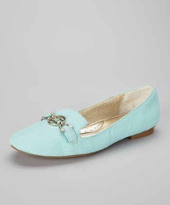 New Pale Sea Katrina Loafer Flat