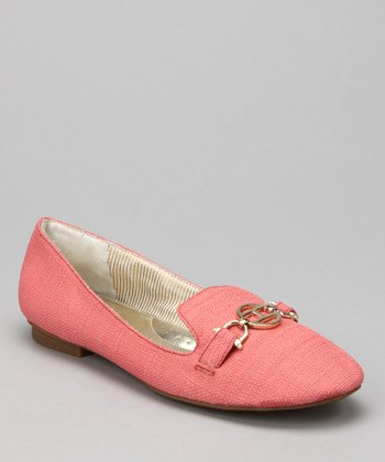 Rose Petal Katrina Loafer Flat