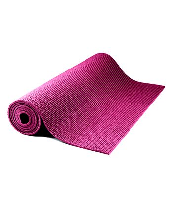 Cranberry Yoga Mat