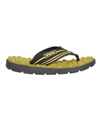 Yellow Hornet A'Rock Massage Sandal - Women
