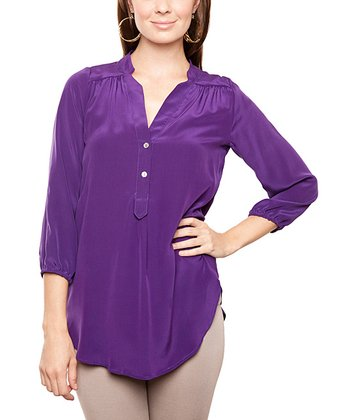 Petunia Amy Silk Top