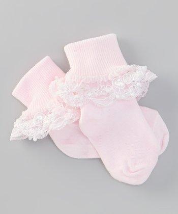 Tesa Babe Pink Megan Socks