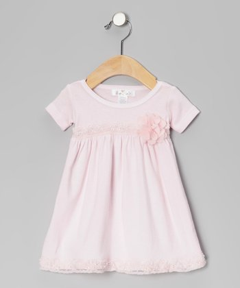 Pink Sadie Dress - Infant
