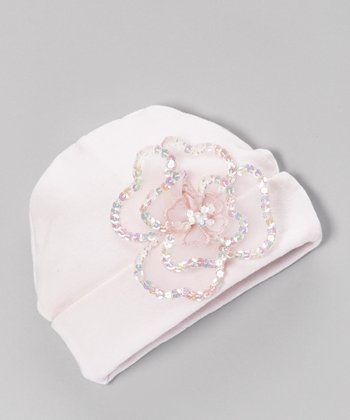 Dusty Moulin Rose Beanie
