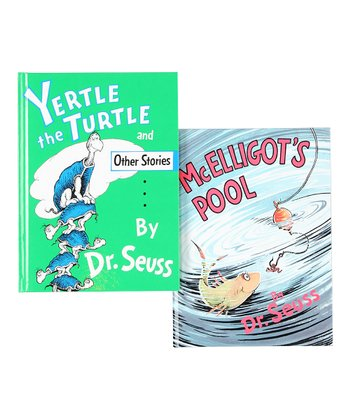 McElligot's Pool & Yertle the Turtle Hardcover Set