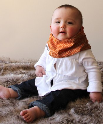 Scabib Orange Zigzag Scabib