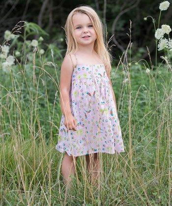Child of the World Lavender Jolie Dress & Bloomers - Infant, Toddler & Girls