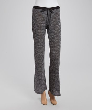 Black & Gray Lounge Pants