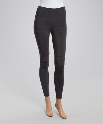 Gray Lines Leggings