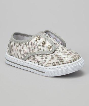 Silver Dalia Sneaker