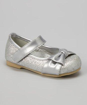 Silver Gloria Mary Jane
