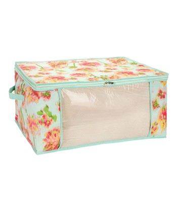 Ikat Floral Large Under-the-Bed Storage Bag