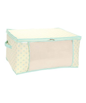Tiffany Dots Large Under-the-Bed Storage Box