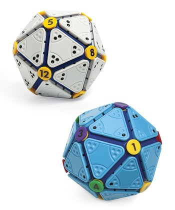 Icosoku Puzzle Ball Set