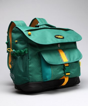 Green Signature Large Backpack
