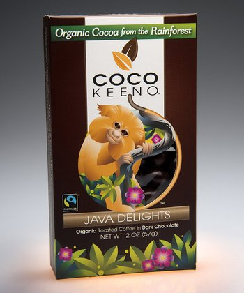 Organic Java Delights Coffee Chocolates Box - Set of 12