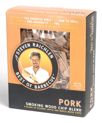 Pork Wood Chip Blend