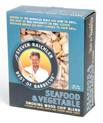 Seafood Wood Chip Blend