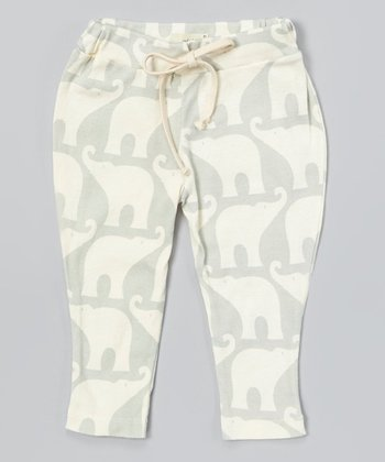Blue Elephant Organic Pants - Infant