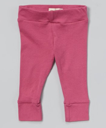 Violet Organic Leggings - Infant