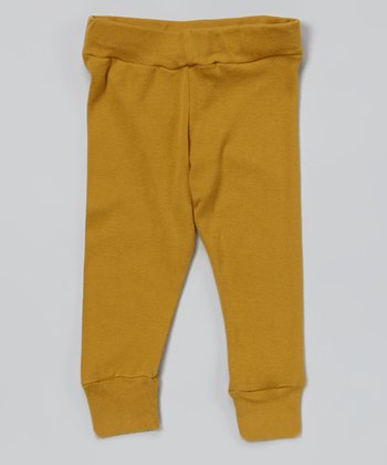 Bronze Organic Leggings - Infant