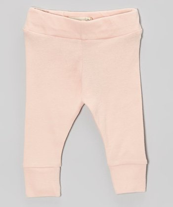 Rose Organic Leggings - Infant