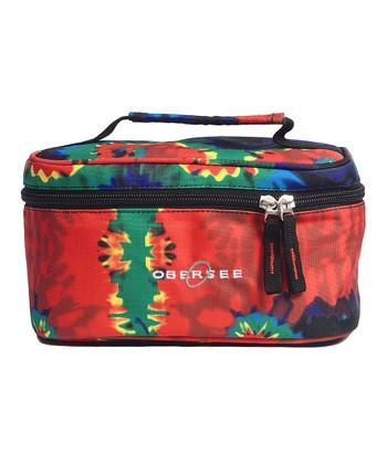 Tie-Dye Accessory & Toiletry Bag
