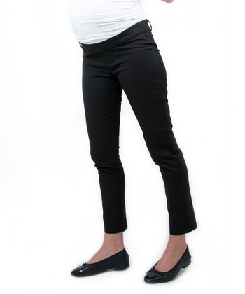 Black Regatta Maternity Skinny Pants