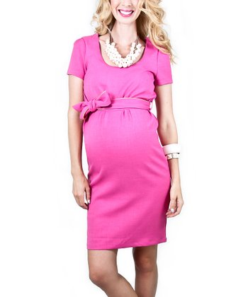 Rose Balfour Maternity Dress