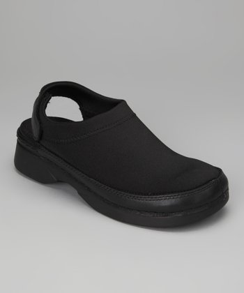 Black Gina Shoe