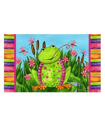 Spring Frog MatMate Doormat/Inset