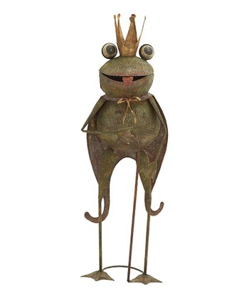 Frog Prince Statue