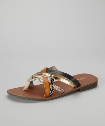Chestnut Cable-21 Sandal