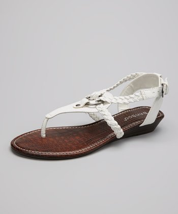 White Latte-19 Sandal