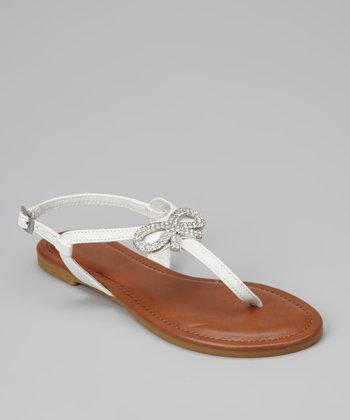 White Patent Madalyn-08K Sandal