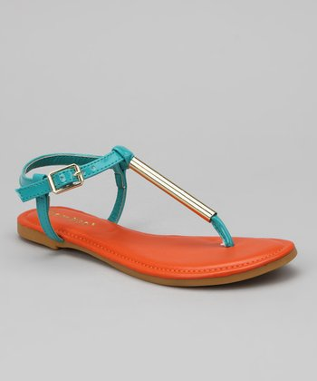 Sea Blue Madalyn-09K Sandal