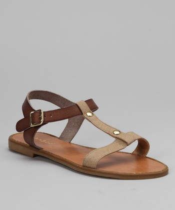 Chestnut Woodberry Sandal