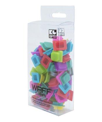 WAFF Color Cubes Set