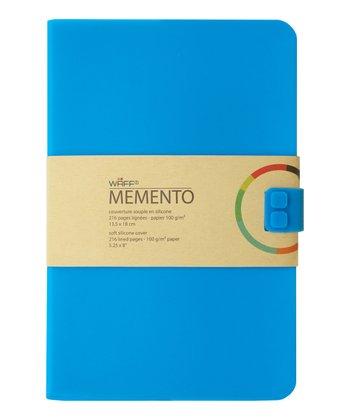 Blue WAFF Memento Journal