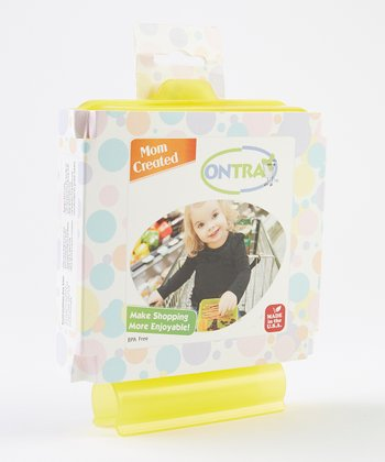 Yellow Ontray Cart Organizing Tray - Set of Two