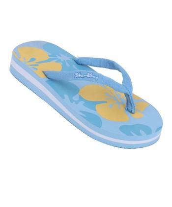 Star Bay Blue Hawaiian Flip-Flop