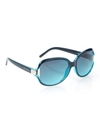 Rocawear Navy & Turquoise Sunglasses